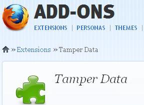 Tamper Data | SeleniumReads