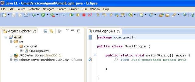 Selenium Web Driver Setup Using Eclipse and Java   SeleniumReads